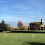 ベルギーでゴルフ Hulencourt(ウーレンクール)