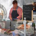 ゲントのオイスターバーで牡蠣を堪能する