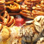スイス・チューリッヒの市場