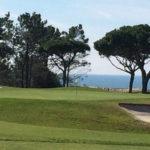 ポルトガルでゴルフ