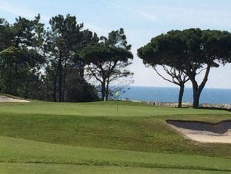 ポルトガルのゴルフ場