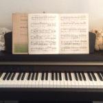 気になったらすぐにダウンロード!ヤマハぷりんと楽譜&ピアノ