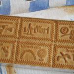 スイスで見つけたとってもかわいいお菓子!