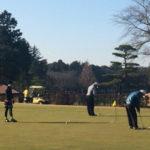 日本でゴルフ 習志野カントリー