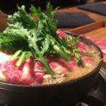 浅草ですき焼き – たつみ屋さん
