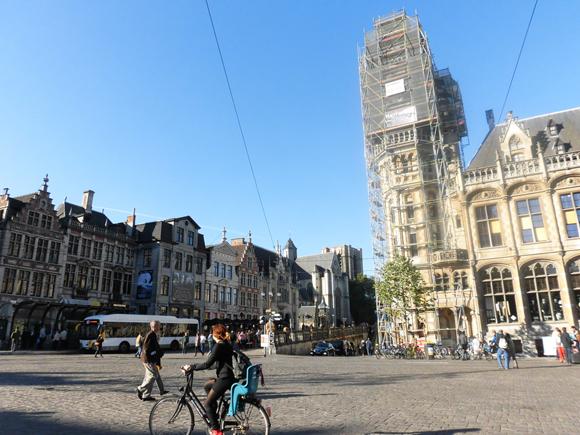 ベルギー・ゲント観光